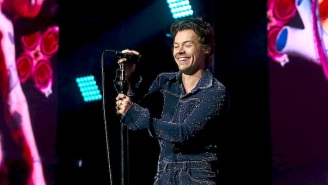 Harry Styles Says After One Direction, He Was 'Subconsciously Afraid Of Making Fun Music'