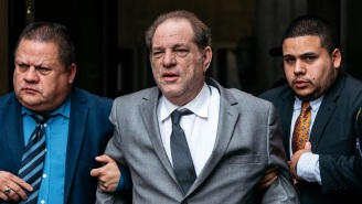 Harvey Weinstein's Company Has Reportedly Reached A Settlement With Many Of His Victims