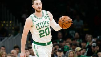 Gordon Hayward Could Return As Soon As Monday From His Hand Injury