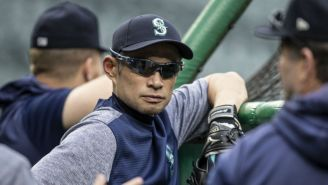 Ichiro Threw A 131-Pitch Shutout In An Exhibition Game In Japan