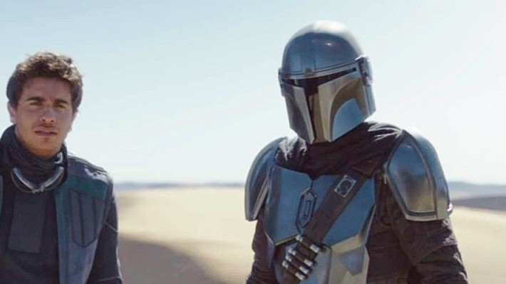 Yes, Pedro Pascal Is 'The Mandalorian,' But He's Not Always Wearing The Armor