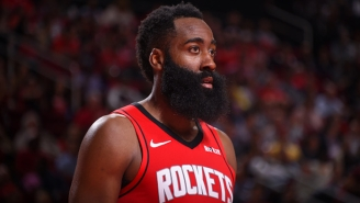 James Harden Had 54 Points And 10 Three-Pointers For The Second Straight Game In A Win Over The Magic