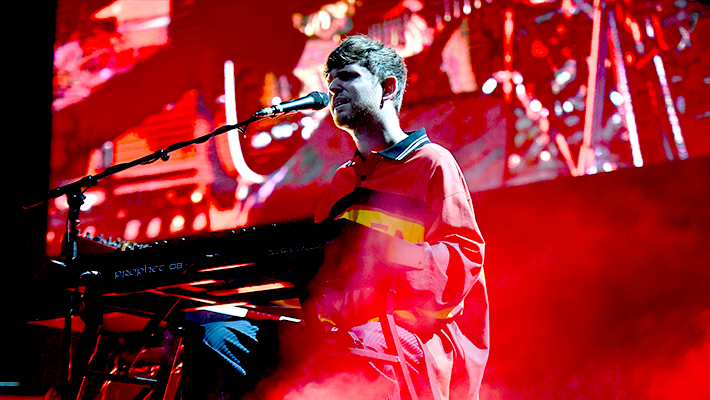 James Blake's Astonishing New Tour Rethinks The Solitary Piano Performance