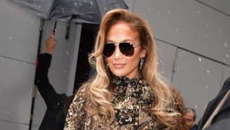 Jennifer Lopez Says Performing At The Super Bowl Is 'Like Winning The Oscar'