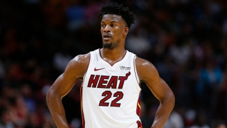 Jimmy Butler Wanted To Join The Heat Because Erik Spoelstra And Pat Riley Said He'd Get 'To Be You'