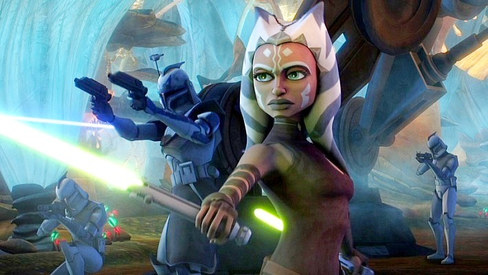 J.J. Abrams Seems To Be Teasing A Major 'Clone Wars' Crossover In 'Star Wars: The Rise Of Skywalker'