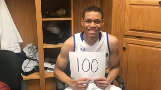J.J. Culver, Jarrett's Younger Brother, Dropped 100 Points In A College Game