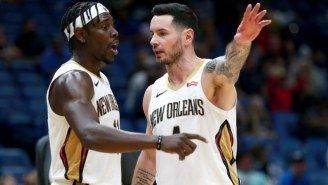 The Pelicans Are Reportedly Willing To Discuss Trading Jrue Holiday, But Not J.J. Redick