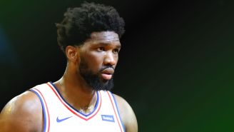 The Sixers Needed A Win In Boston, And So Did Joel Embiid