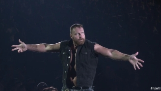 Jon Moxley And Dragon Lee Made Surprise Challenges For Matches At NJPW's Wrestle Kingdom