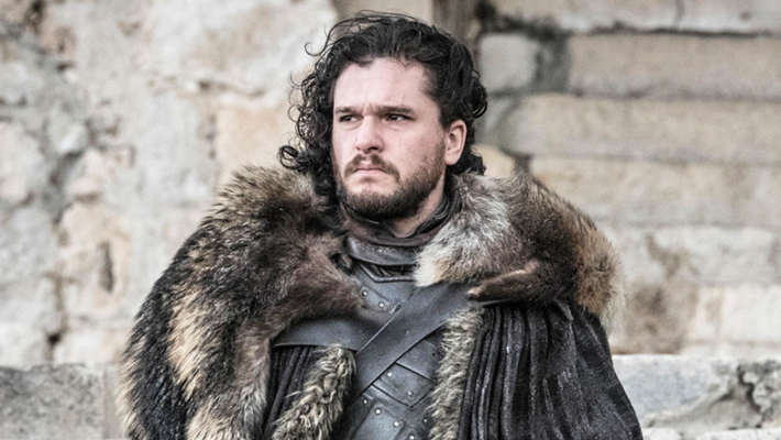 Kit Harington Had A Goofy Response To Being The Only 'Game Of Thrones' Actor With A Globes Nomination