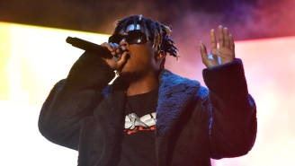 Juice WRLD's 'Legends Never Die' Holds On To No. 1 For A Second Week On The 'Billboard' Albums Charts