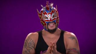 Kalisto Is The Latest WWE Superstar To Be Injured At A Live Event