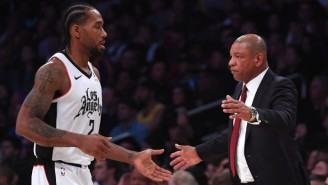 Doc Rivers Called The Reports Of Kawhi Leonard's Free Agency Demands An 'Empty Story'