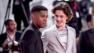 Timothée Chalamet Shares His Star-Struck Perspective Of His Dinner With Kanye West And Kid Cudi