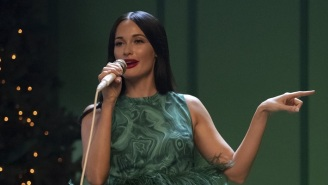 Kacey Musgraves And Lana Del Rey's New Christmas Duet Is Breaking Hearts In The Best Way