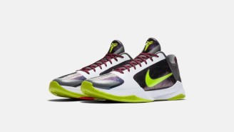 'NBA 2K20' Players Can Unlock The Kobe V Protro 'Chaos' Early