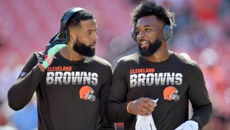 Jarvis Landry And Other Browns Reportedly Told The Cardinals To 'Come Get Me'
