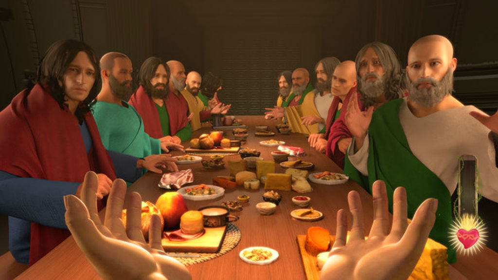 'I Am Jesus Christ,' A Video Game About Jesus, Is Coming To Steam