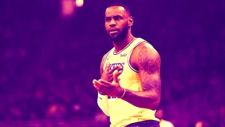 Lakers Holiday Wishlist: Some Insurance For LeBron James