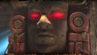 'Legends Of The Hidden Temple' Is Getting A 'Grown Up' Reboot On Quibi