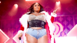 Lizzo Fires Back At Critics Of Her Revealing Courtside Twerking At The Lakers Game