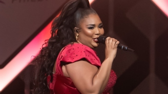 Lizzo Clears The Air On Her Controversial Lakers Game Twerking Attire: 'It Wasn't Flesh To Seat'
