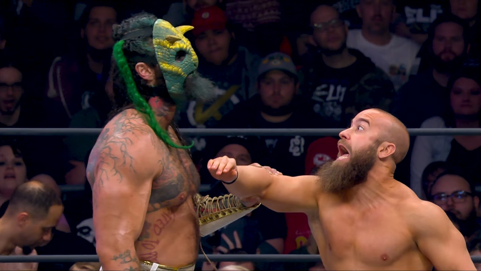 The Ins And Outs Of AEW Dark 12/10/19: An Educated Dinosaur
