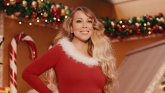 Christmas Queen Mariah Carey Is Hosting A Holiday Special Featuring Ariana Grande, Snoop Dogg, And More