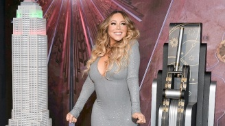 Mariah Carey Has Become The First Artist To Have A No. 1 Song In Four Different Decades