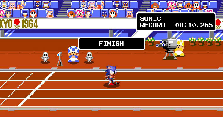 Not Even Nostalgia Can Save 'Mario And Sonic' From Tedium At The 2020 Tokyo Olympic Games