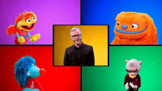 Matt Berninger Raps About Long Words With Puppets On A New Apple TV+ Kids Show