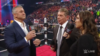 Jim Ross Attempted To Explain The McMahon Family Power Dynamic