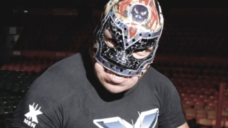 Lucha Libre Star Mr. Niebla Has Died