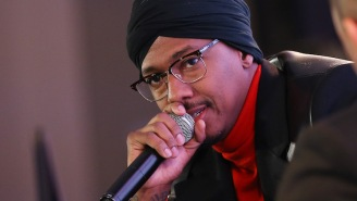 Nick Cannon Challenges Eminem To A 'Wild'N Out' Battle In Response To Eminem's Shots On Fat Joe's Album