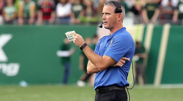 Report: Florida State Will Hire Memphis Head Coach Mike Norvell