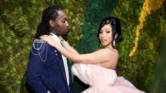 Cardi B Wished Offset A Happy Father's Day With Adorable Photos And Videos