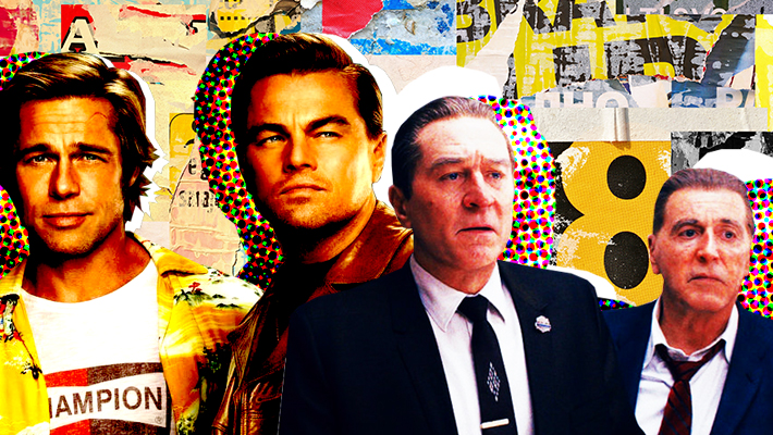 If You Look Closely, 'The Irishman' and 'Once Upon A Time In Hollywood' Are Basically The Same Movie