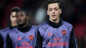 China Pulled Sunday's Arsenal Match After Midfielder Mesut Özil Criticized Its Communist Government