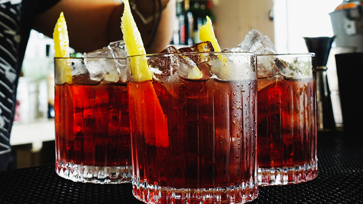 Bartenders Name The Best Spirits To Mix Into A New Year's Eve Punch
