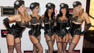 Watch The Pussycat Dolls Loosen Up Their 'Buttons' For The First Time In A Decade