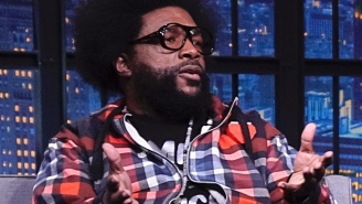 Questlove Analyzes 50 Years Of Pop Culture In His Upcoming Book, 'Music Is History'