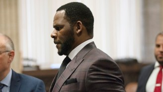 R. Kelly Has Been Charged With Bribery In Connection With His Marriage To Aaliyah