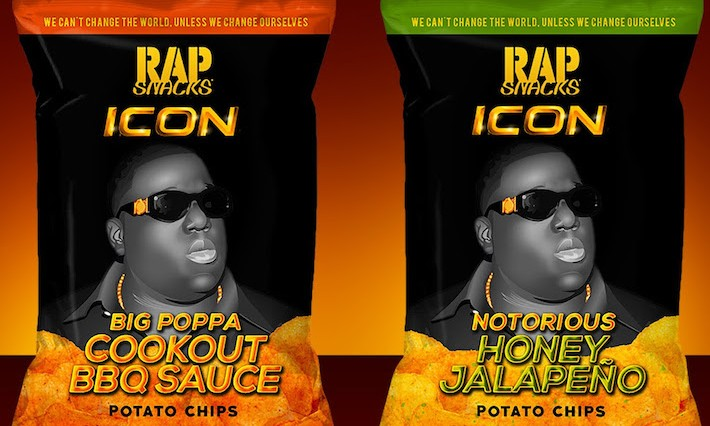Rap Snacks Will Honor The Notorious B.I.G. With Two New Flavors In 2020