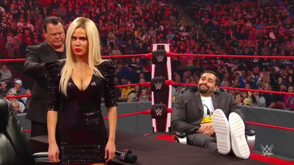 WWE Raw Results 12/9/19