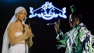 Jamila Woods And Tierra Whack Brought Their Creative Worlds To Life At Red Bull Festival Chicago