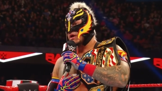 A Championship Changed Hands At The Madison Square Garden WWE Live Event
