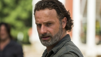 Here's The Latest On The Rick Grimes Movies For 'The Walking Dead' Universe