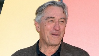 Robert De Niro Said He Wants A 'Bag Of S*it' To Hit Trump 'Right In His Face'