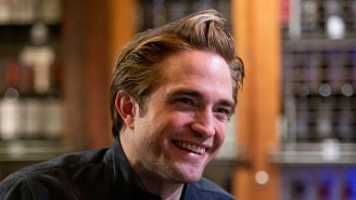 Robert Pattinson Jokes About What He'll Do If His 'The Batman' Performance Isn't Up To Snuff